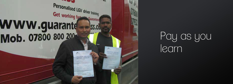 Driver Training School in London