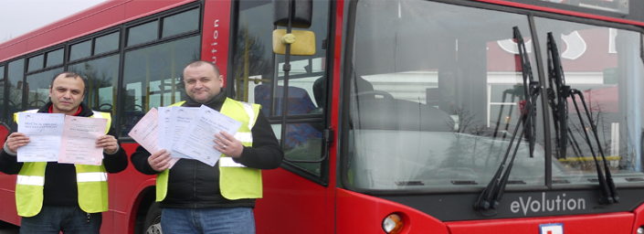Bus and Truck Driver college subjects uk